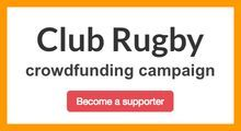 Club Rugby - Press Patron support